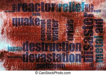 Destruction concept