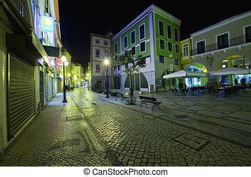 Aveiro, cidade