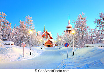 Kiruna cathedral Sweden - Kiruna cathedral Architecture at...
