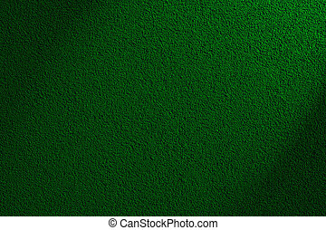 green wall texture or background