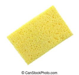 Sponge Super Absorbent Yellow - A super absorbent cellulose...