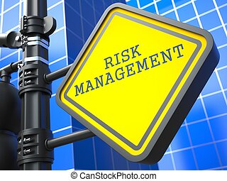 Business Concept Risk Management Waymark - Business Concept...