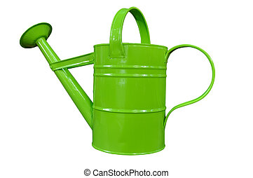 watering can - The flowers don't look happy. I'd like to...