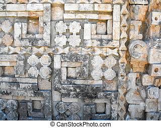 Uxmal, Maya, Ruinas