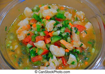 Ceviche | Seafood dish