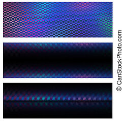 free mesh - abstrackt background, vector illustration EPS