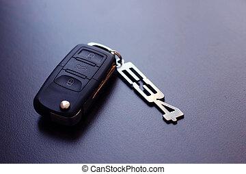Auto, Schlüssel
