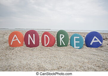 Andrea, male and female name - Andrea is a given name which...