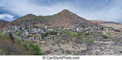 Jerome Arizona Is An Old Mining Town