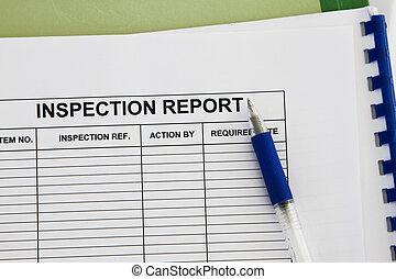 inspectionl report