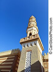 mosque tower - mosque tover
