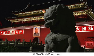 forbidden city - the forbidden city beijing china