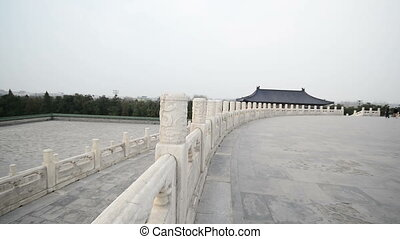 temple of heaven - the temple of heaven in beijing china