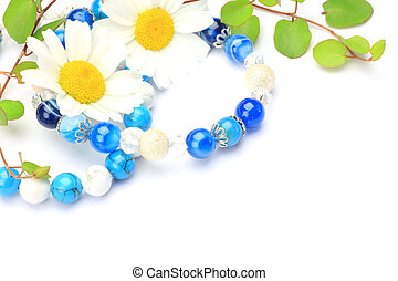 accessories and flower - I took accessories and flower in a...