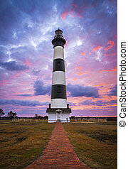 Bodie Island Lighthouse Cape Hatteras National Seashore...