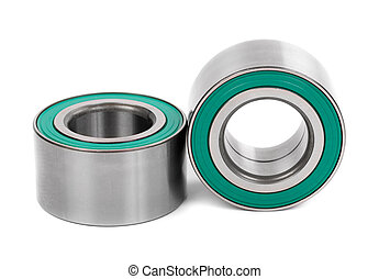 Two new bearing to the vehicle isolate