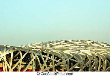 Olympic Stadion Beijin China
