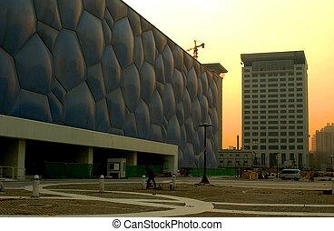 Olympic Swim Stadion Beijing