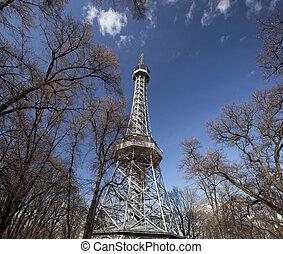 Prague - Petrin Outlook Tower