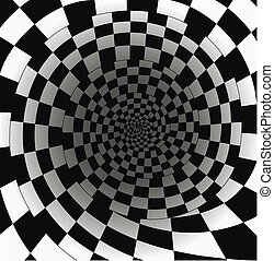abstract chess background