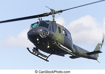 Helicopter - German Army helicopter