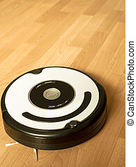 cleaning robot - floor vacuum cleaning robot