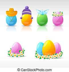 Vector eggs