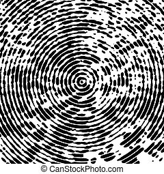 Finger Print Texture - This background texture resembles a...