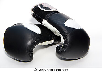 Muay thai boxing gloves - Muay thai 12oz boxing gloves...