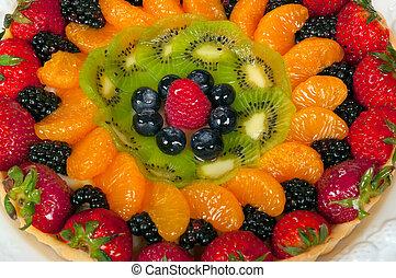 Fruit Tart - Fruit tart
