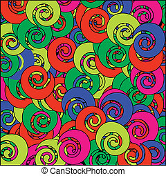 Colorful seamless abstract pattern,backgroundCan be used for...