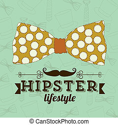 Hipster or father's day