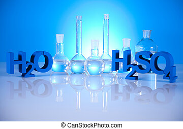 Chemistry formula background