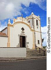 Church in Vila do Bispo, Algarve, Portugal - Pretty...