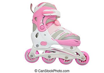 roller skate - Image of roller skate under the light...