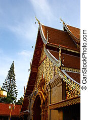 lanna temple_1 - lanna architecture
