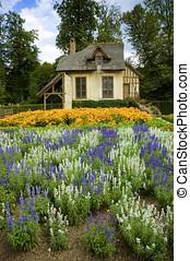 Hameau de la reine - Farm cottage at Marie Antoinette\\\'s...