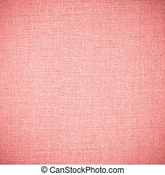red abstract linen background or grid pattern textile...