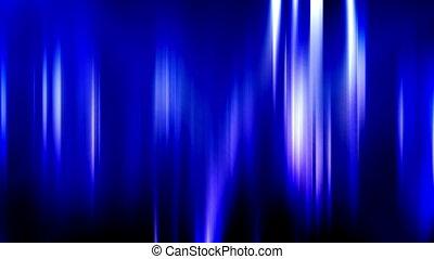 Flowing Blue Highlights Loop