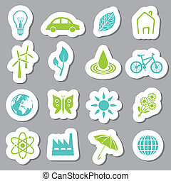 environment stickers