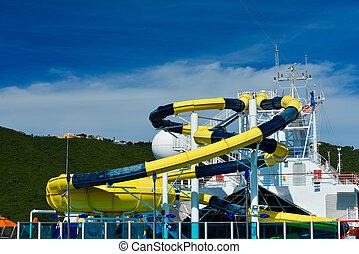 Aqua-Park Water Slide