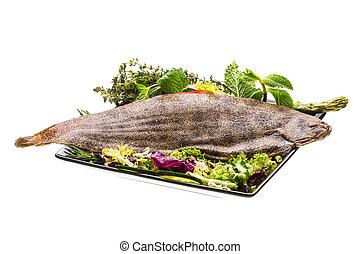 Fish Dover sole