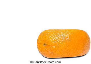 Prescription Orange Pill - A prescription orange pill...