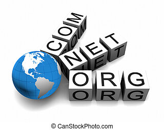 Web domains