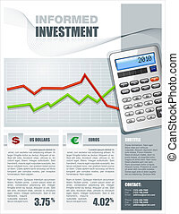 Financial Investment Brochure