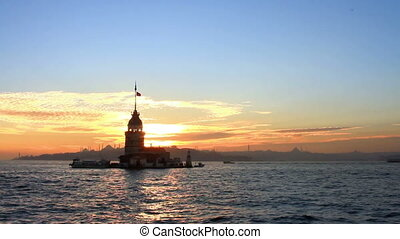Maidens Tower, Istanbul