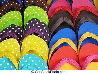 Background color shoes