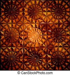 Amber Seamless pattern