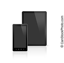 mobile phone and digital tablet pc
