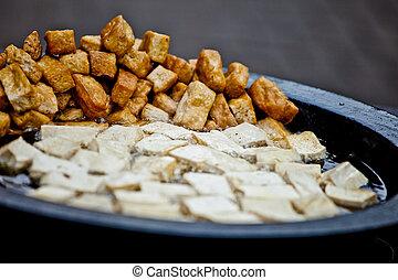 tofu - Chinesische Kueche
